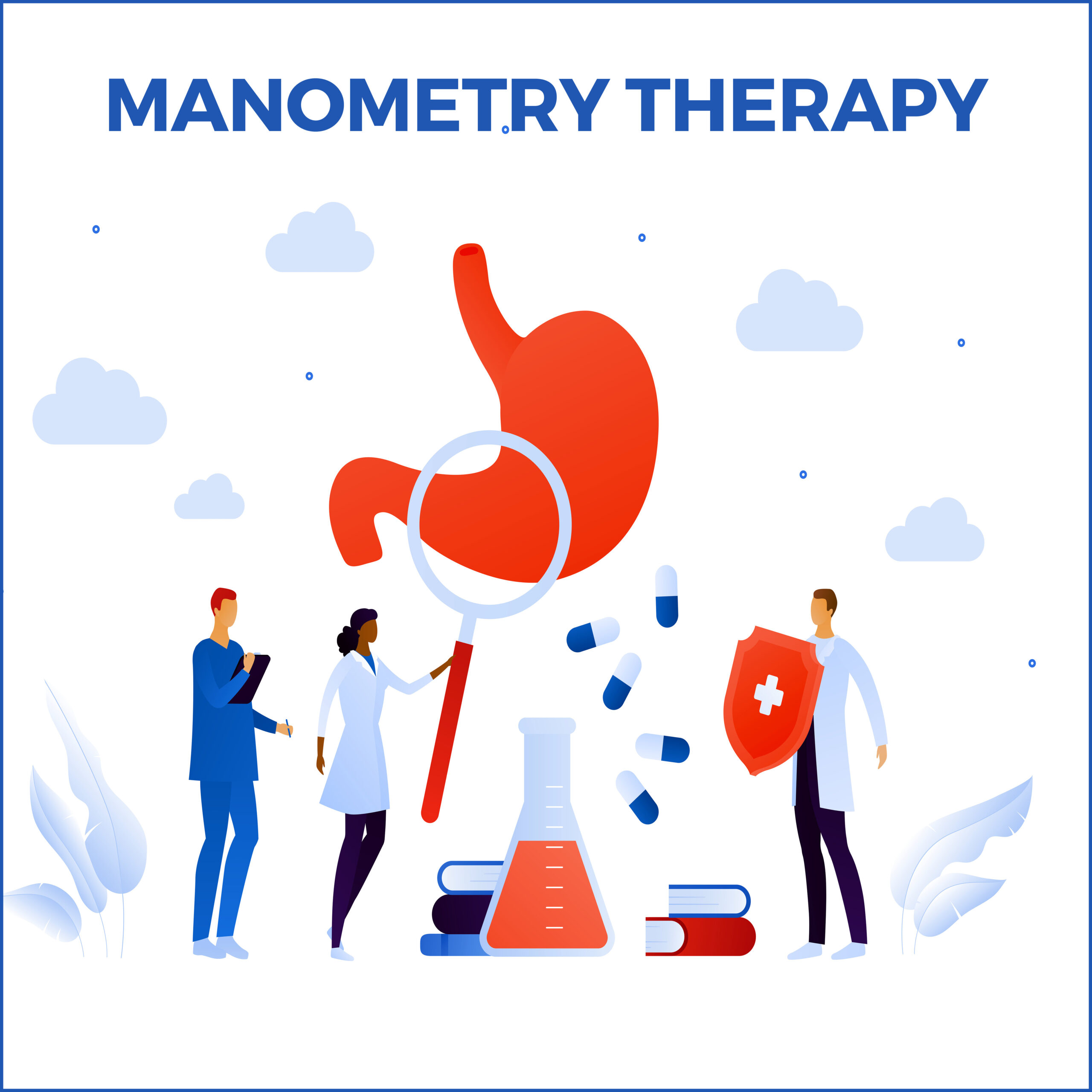 Manometry-Therapy